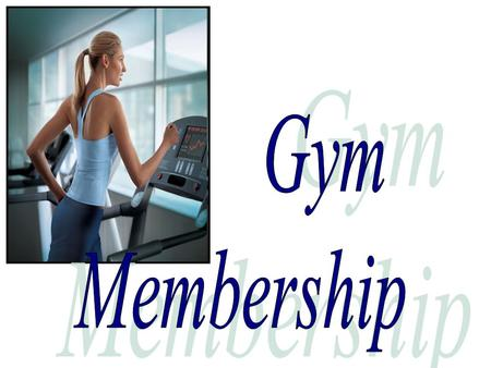 Basically, the United gym's membership is an access to a multitude of fitness equipment as well as personal trainers, a variety of cardio, dance and endurance.