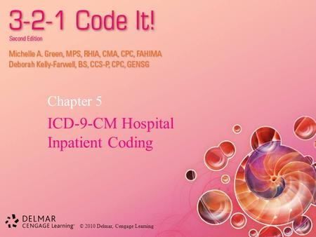 ICD-9-CM Hospital Inpatient Coding