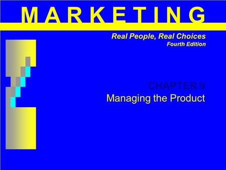 CHAPTER 9 Managing the Product