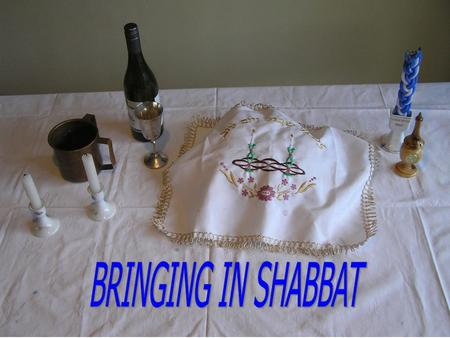 Shabbat is welcomed into Jewish homes across the world every Friday evening. Before sundown, two candles are lit by the woman of the house.