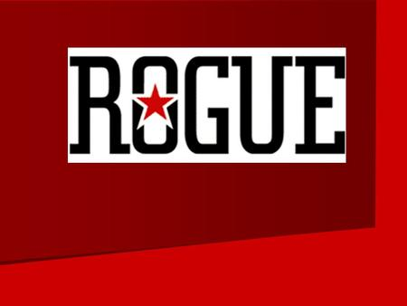 Company Background Rogue Ales was founded in 1988 in Ashland, Oregon Rogue Ales was founded in 1988 in Ashland, Oregon Founders: Jack Joyce, Rob Strasser.