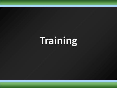 TMK1432 0410 Training. TMK1432 0410 So what are the Company's training expectations? Give every Agent the support, motivation, and opportunity to be successful.