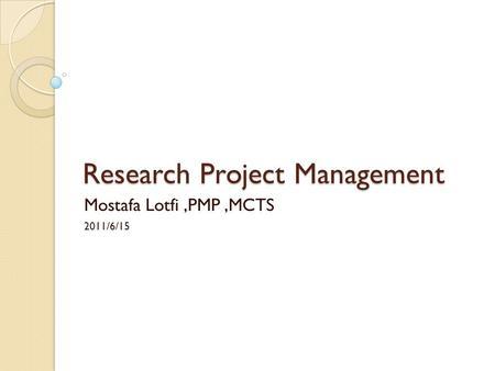 write about adaptive project framework