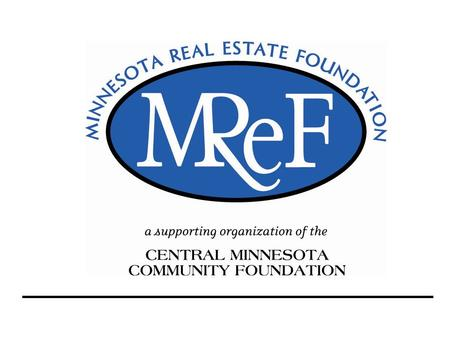 Minnesota Real Estate Foundation 2 Opportunities & Pitfalls of Real Estate Gifts Jerome L McCarter, CPA Minnesota Planned Giving Conference November 4,