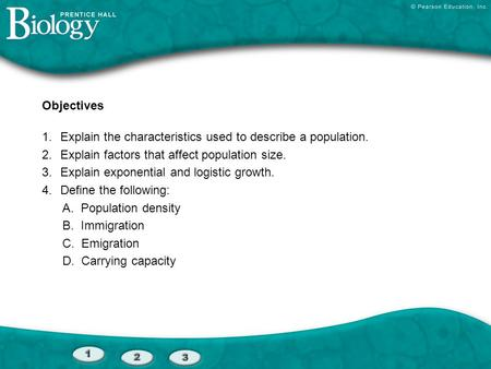 1 2 explain the characteristics of the