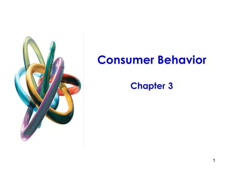 1 Consumer Behavior Chapter 3. 2 theory of consumer behavior Description of how consumers allocate incomes among different goods and services to maximize.