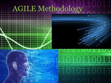AGILE Methodology. AGILE  derived from the word 'agile manifesto', also called the Manifesto for Agile Software Development which is a formal proclamation.
