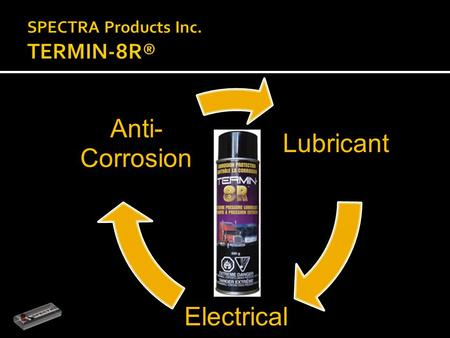 SPECTRA Products Inc. TERMIN-8R®