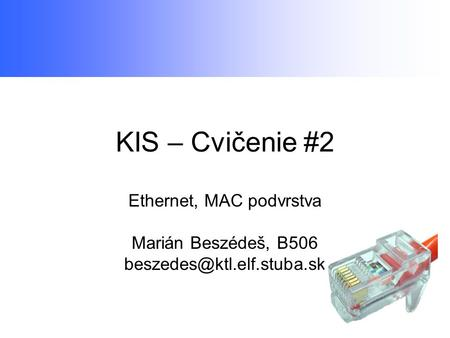 Ethernet, MAC podvrstva