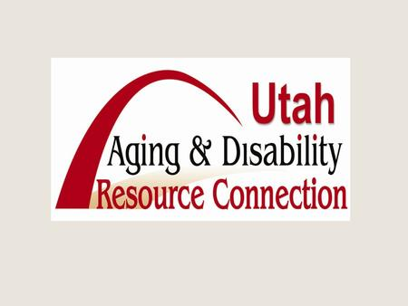 What is an ADRC? A ging and D isability R esource C onnection serve as a single point of entry into the long-term supports and services system for older.