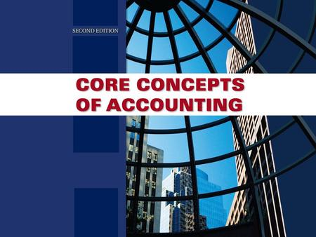Chapter 41 Cash, Short-term Investments and Accounts Receivable Chapter 4.