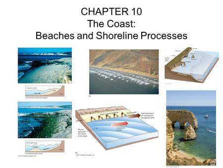 CHAPTER 10 The Coast: Beaches and Shoreline Processes.