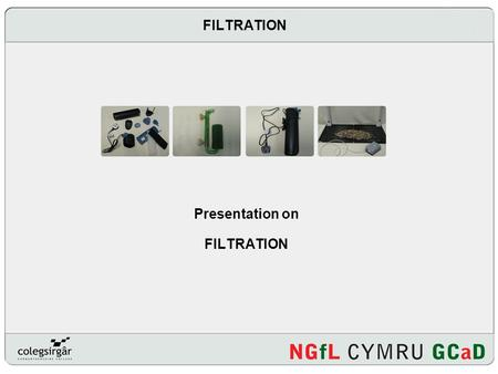 FILTRATION Presentation on FILTRATION. Introduction What is filtration? Why is filtration important? What are filter media? Can you name different types.