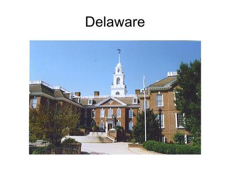 Delaware. Location of Delaware Delaware is next to the ocean It is about 3 hours drive from New York 2 hours from Washington, D.C. 40 minutes from Philadelphia.