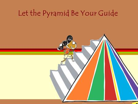 Let the Pyramid Be Your Guide. Facts About Nutrition Labels The U.S. Food and Drug Administration (FDA) and the Department of Agriculture require nutritional.
