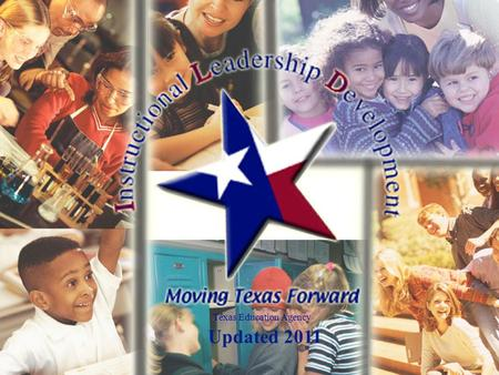 Texas Education Agency Updated 2011. F-2 FOUNDATION.