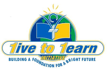 "Agenda Welcome Welcome Why Is St. Lorenz Lutheran School Different Why Is St. Lorenz Lutheran School Different "" 1 ive To 1 earn"" Initiative "" 1 ive To."