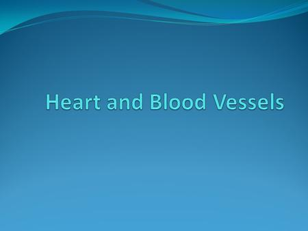 What parts make up the circulatory system? Heart Vessels Veins Arteries Venules Arterioles Capillaries.