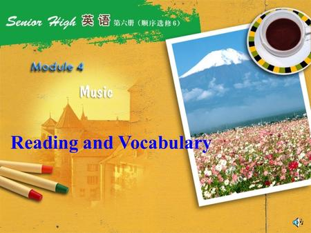 Reading and Vocabulary. Liu Fang Who is Liu Fang? international music star studied the pipa since the age of 6 performed for the Queen of England famous.