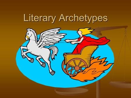 Literary Archetypes. What is an archetype? An archetype is a term used to describe universal symbols that evoke deep and sometimes unconscious responses.