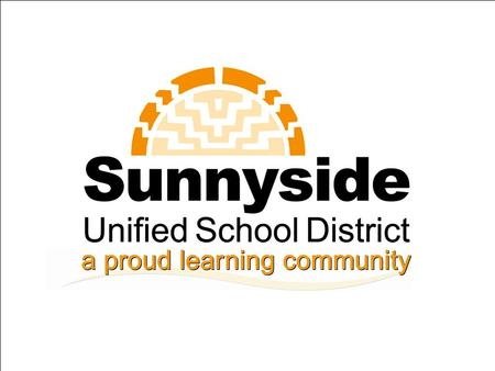 The Sunnyside District, in partnership with the International Center for Leadership in Education, offered professional development workshops for all certified.