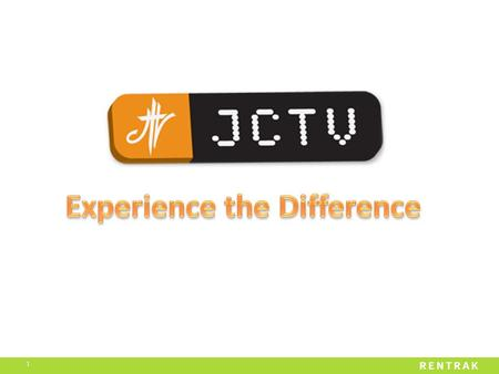 JCTV: A TBN Network 1. JCTV JCTV is a family friendly, Christian music video channel JCTV is a youthful network with a strong demographic of 10-24 yrs.