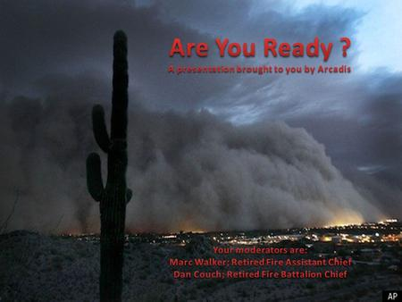 Natural Disasters Arizona Tornadoes Arizona has recorded more than 230 tornadoes since 1952. That means the state averages about four reported tornadoes.