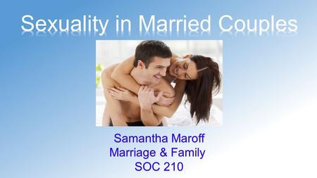 Samantha Maroff Marriage & Family SOC 210.  There are a few theories when picking a partner, the equity theory, filter theory and homogamy  EQUITY THEORY: