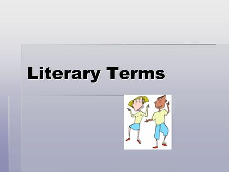 Literary Terms. Short Story  a relatively brief, fictional narrative written in prose. It became a true literary form in the 19th century under the direction.