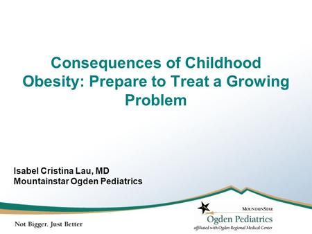 childhood obesity a growing problem in Childhood obesity a serious problem diseases related to childhood obesity in the united states has added time someone pointed out the growing danger.