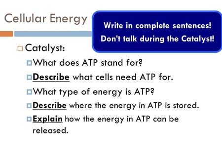 What is Energy? Glucose. - ppt video online download