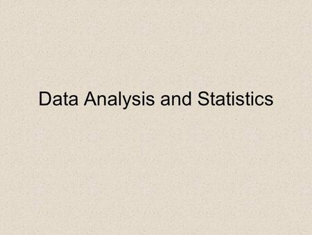 Data Analysis and Statistics. When you have to interpret information, follow these steps: Understand the title of the graph Read the labels Analyze pictures.