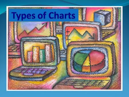 How do you know which chart to use? In this PowerPoint, each chart will be defined and described with an example of the data it is most appropriately.