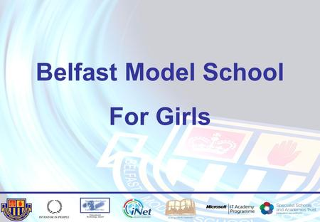 Belfast Model School For Girls. Student Voice Part of Personalising Learning agenda Meet needs of pupils in 21 st Century Collaborative partnerships Learning.