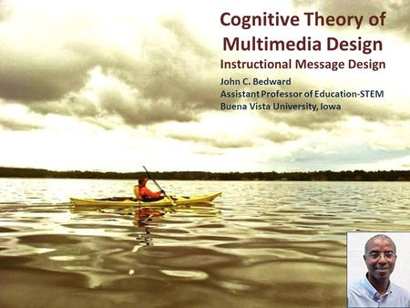 cognitive learning theory lecture Cognitive theory ppt 1 cognitive theory created by marisa 2 allan paivio cognitive learning theory national university of malaysia.