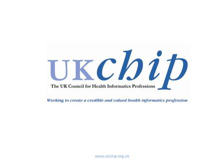 Www.ukchip.org.uk. Aims of this session Clarify role of UKCHIP Confirm benefits of UKCHIP and advantages to HIS Benchmarking Club Discuss progress this.