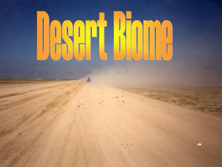 What is a Biome? A biome is a geographic area characterized by specific kinds of plants and animals. Deserts, tropical rainforests, and tundra are all.