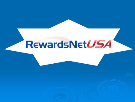 RewardsNet Fundraising RewardsNet is an exciting new fundraising opportunity for your organization! Selling memberships to the RewardsNet website offers.