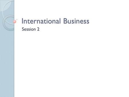 selecting and managing entry modes in international business franchising No one market entry strategy works for all international markets  franchising  works well for firms that have a repeatable business model (eg food outlets) that .