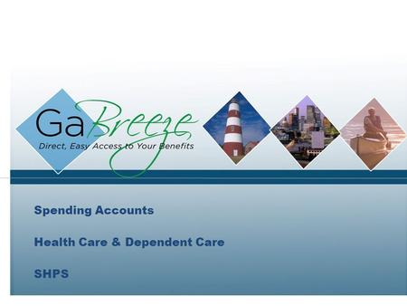 Spending Accounts Health Care & Dependent Care SHPS.