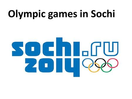 Olympic games in Sochi. house mascot There's live mascots such as: Baby, Polar Bear, Leopard and Ray with snowflake s.