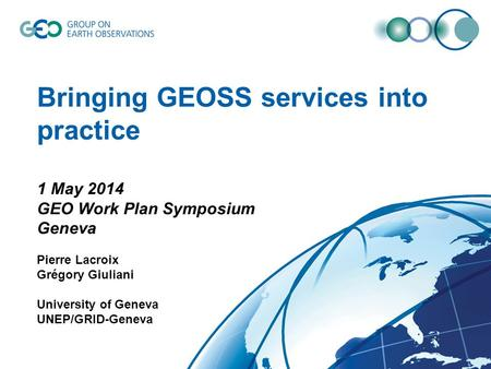 geo work plan symposium capacity building side event 1 may