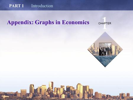 Copyright © 2006 Pearson Education Canada Appendix: Graphs in Economics PART 1Introduction 1 CHAPTER.
