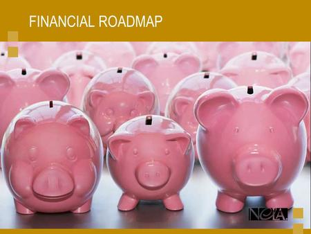 FINANCIAL ROADMAP. AGENDA  Credit cards and interest  Student loans  What happens if you don't pay: Credit scores  Taking control of your money.