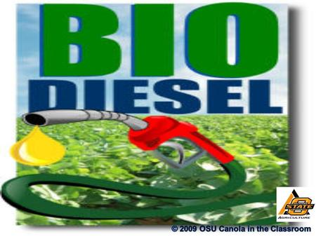 Biodiesel  Refers to fuels containing methyl or ethyl esters.  Clean burning alternative fuel.  Produced from domestic, renewable resources.  Pure.