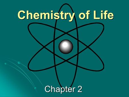 Chemistry of Life Chapter 2. How are living things (biotic) and non- living (abiotic) things different? How are living things (biotic) and non- living.