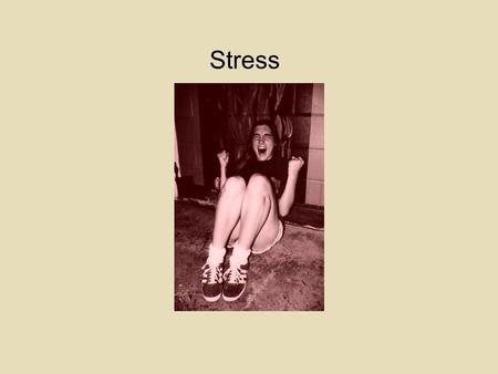 Stress. Outline Definition and measurement Stress events and reactions –body, behavior, emotion, and cognition Disorders Stress mediators Stress immunity.