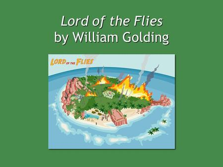 lord flies human allegory Lord of the flies allegory 4th period 11/6/11 lord of the flies allegory essay in the novel the lord of the of the human inclination towards savagery and.