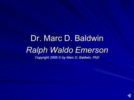 an analysis of the three aspects of transcendental of the writing of ralph waldo emerson Many attempts have been made to compare the philosophy of ralph waldo emerson with and are summarized by emerson in the three essays aspects of one and the.