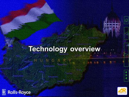 Technology overview 18/03/99 009576/01 PPT.